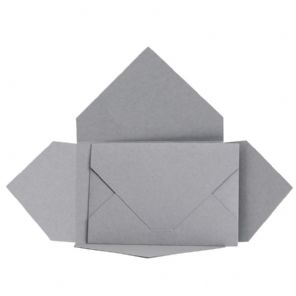 Elite Dove Grey Wallet Kit